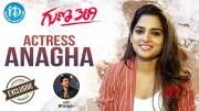 Guna 369 Actress Anagha Exclusive Interview (Video)