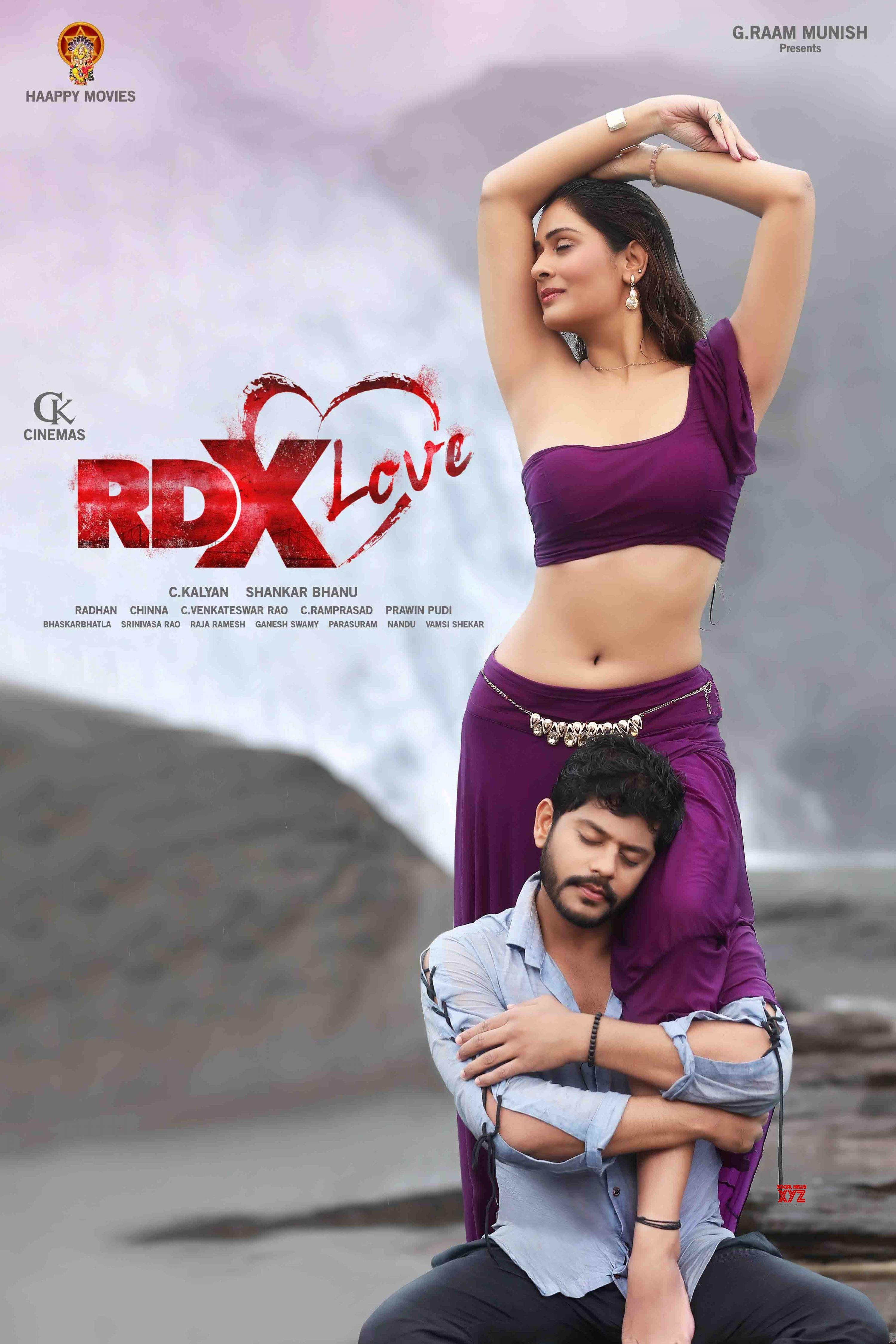 RDX Love (2019) Telegu Pre-DvDRip - 480P | 720P - x264 - 400MB | 900MB - Download & Watch Online  Movie Poster - mlsbd