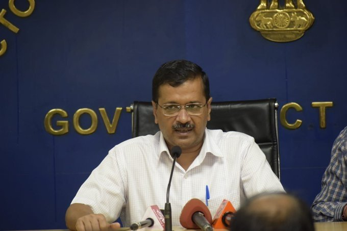 Free bus travel for women in Delhi from Oct 29: Kejriwal
