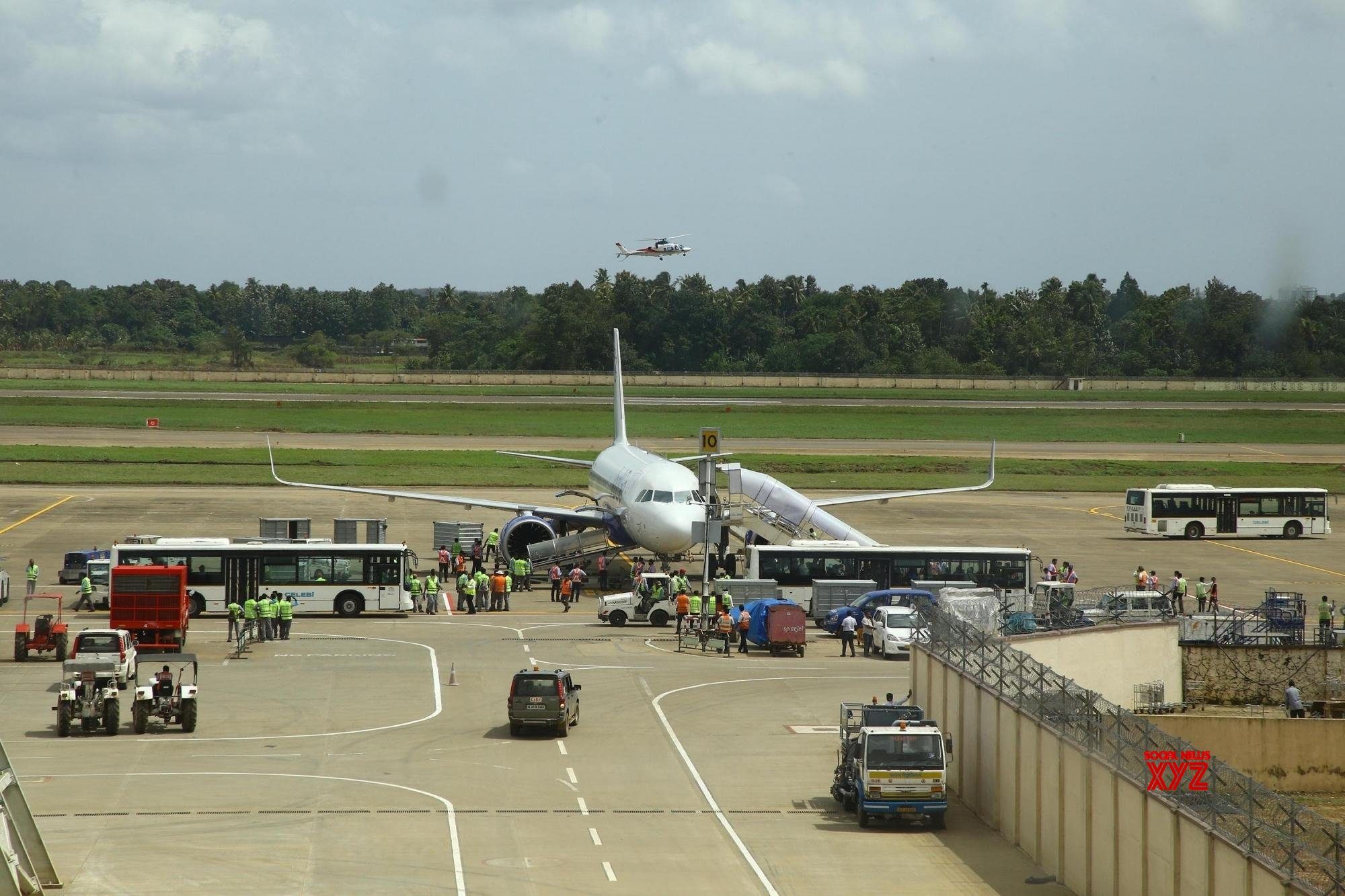 Kochi airport closure disrupts plans of UAE-based expats