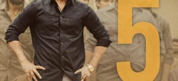 Sharwanand's Ranarangam Movie 5 Days To Go Poster - Social News XYZ