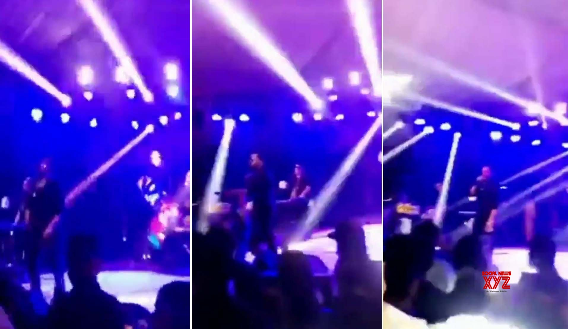 Mika Singh Night' in Karachi had ISI officials, D-family on guest