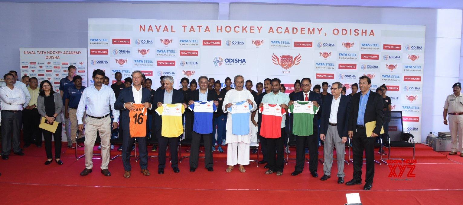 Bhubaneswar: Odisha CM inaugurates Naval Tata Hockey Academy #Gallery