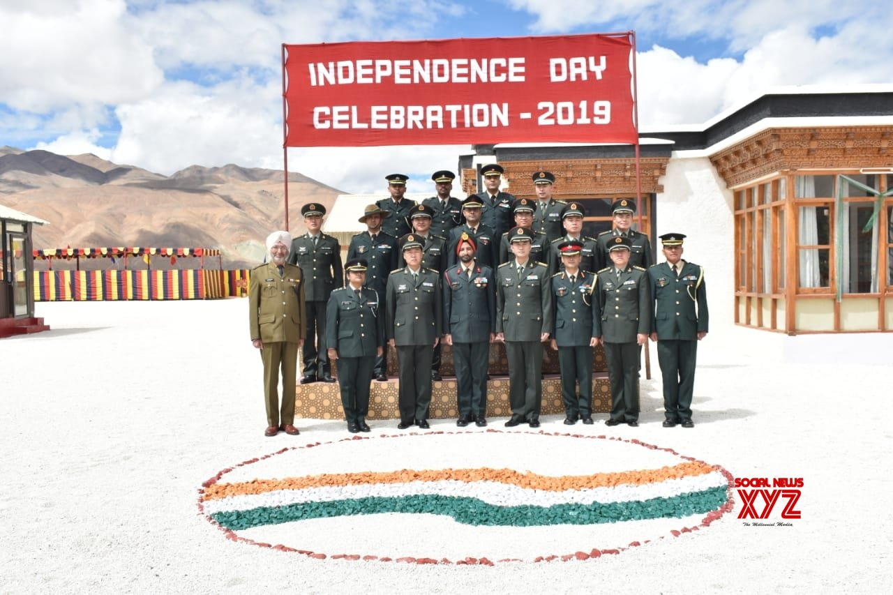 Ladakh: Indian Independence Day #Gallery