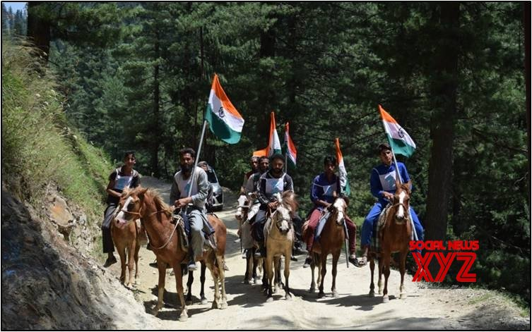 Machchal: Youth participate sports activities on Independence Day #Gallery