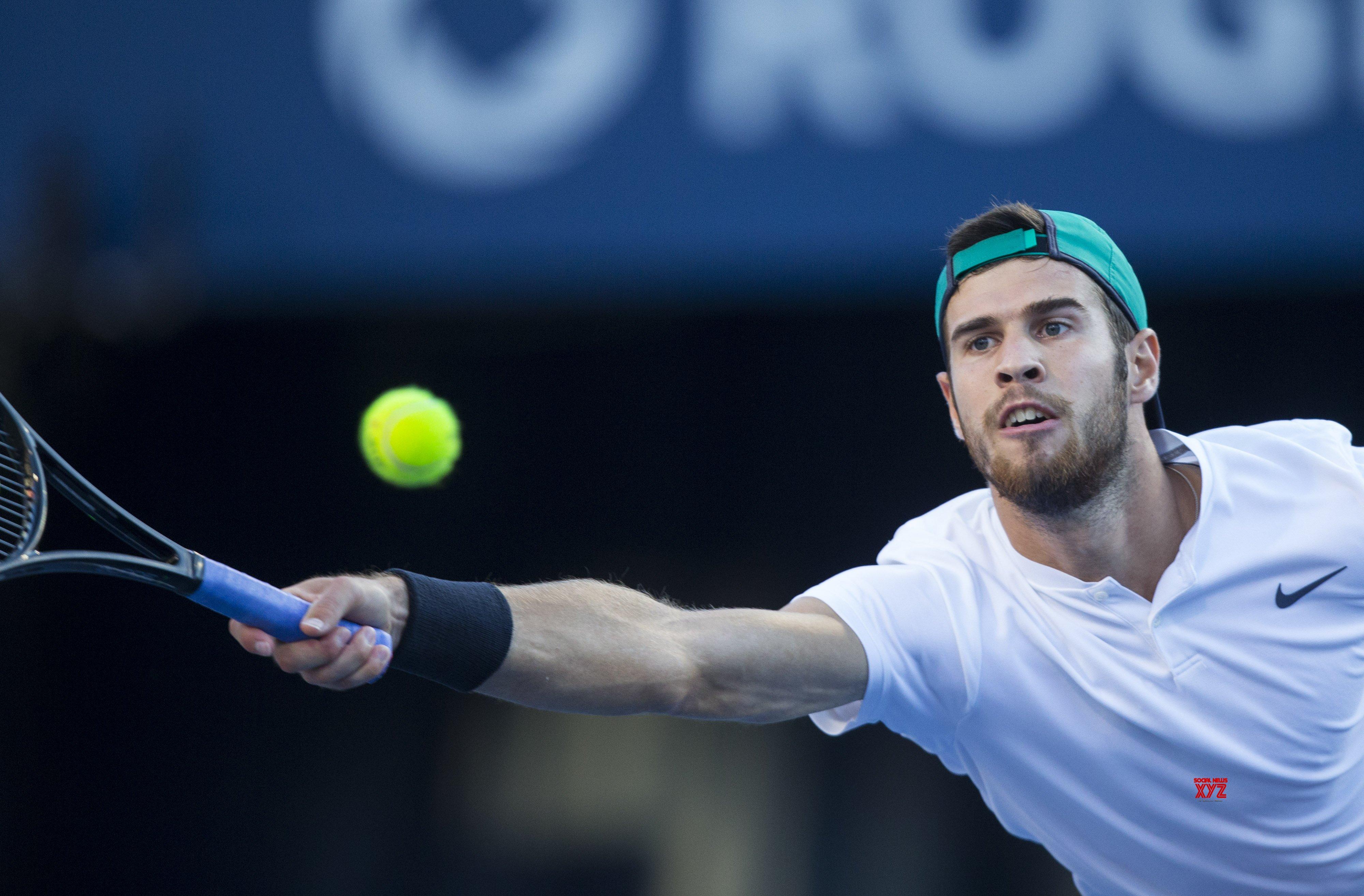 Australian Kyrgios smashes racquets after Cincinnati loss