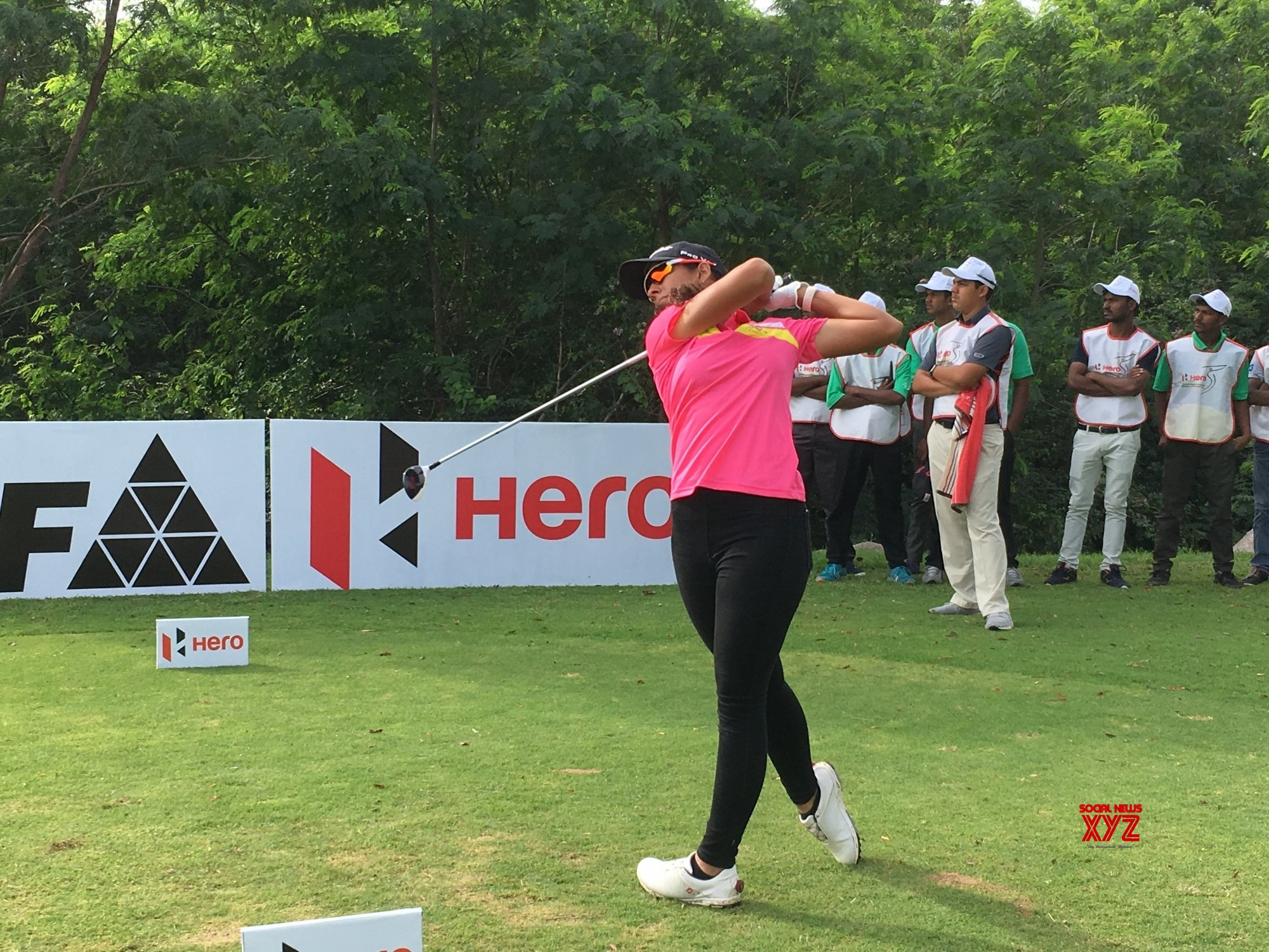 Hyderabad: 12th Leg of the Hero Women's Pro Golf Tour #Gallery