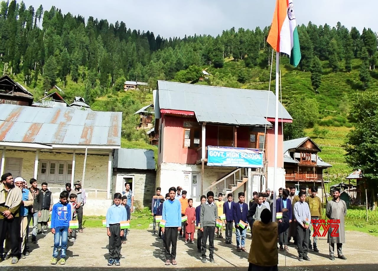 Machil: Independence Day celebrations in J&K #Gallery