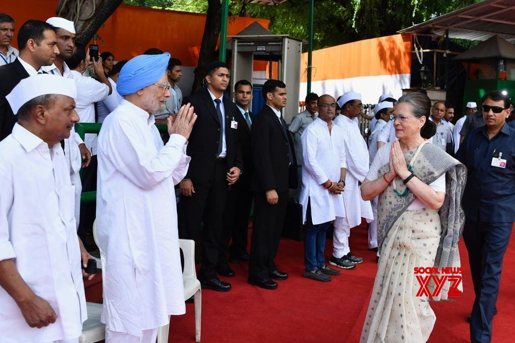 India has no place for intolerance but millions still discriminated: Sonia