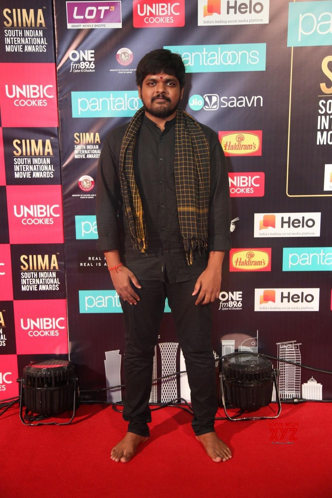 Celebs At SIIMA Awards 2019 Red Carpet In Doha Qatar Gallery Set 1