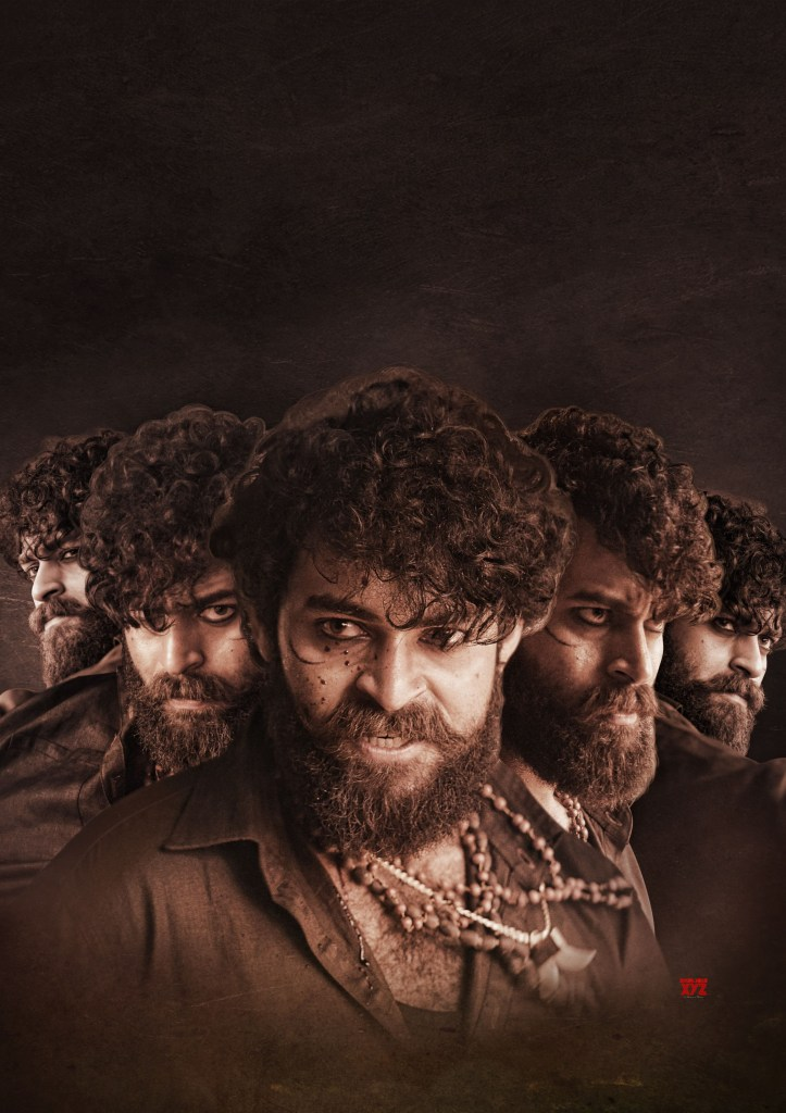 If you earn four bullets fire two and save two: Varun Tej  via Valmiki Teaser