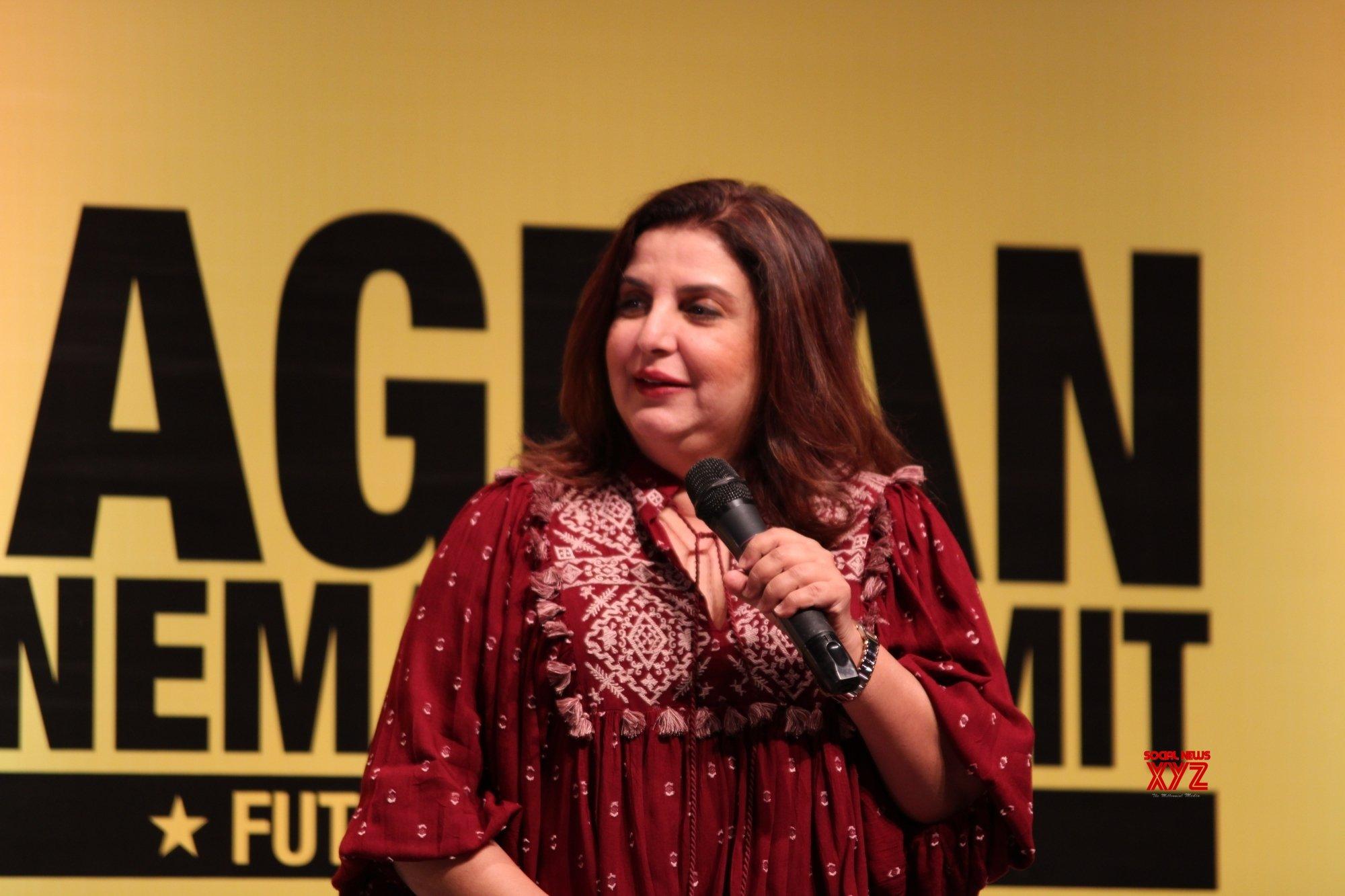 Farah Khan's 'ironies of motherhood'