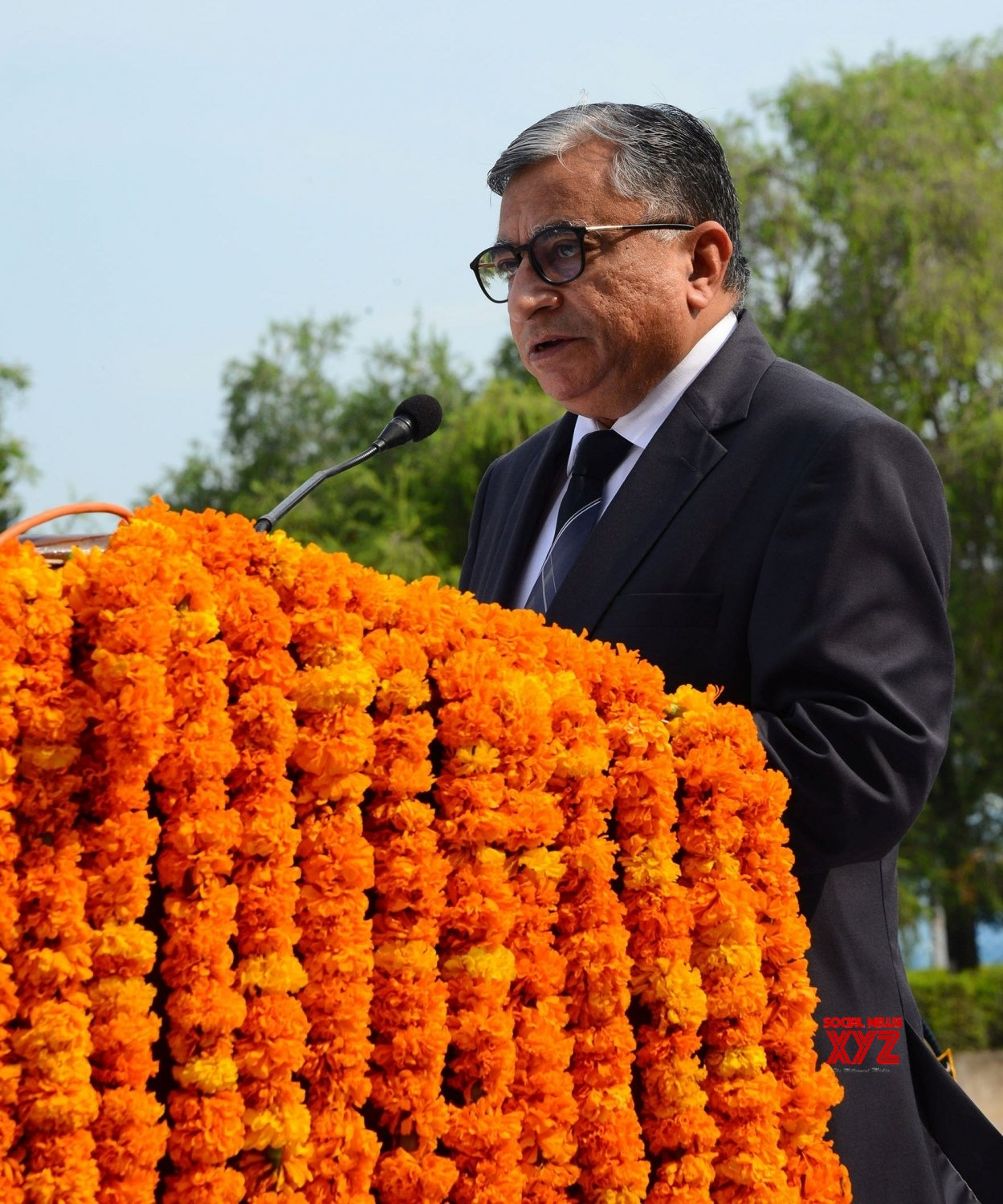 Chandigarh: Chief Justice of Punjab and Haryana High Court during 73rd Independence Day celebrations #Gallery