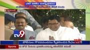 KCR graces @ TS Governor Narasimhan feast - TV9 [HD] (Video)