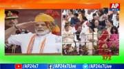 370 Article Cancellation Is Sardar Patel's Dream : PM Narendra Modi  [HD] (Video)
