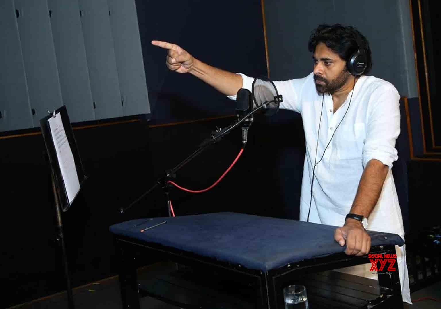 "Chennai: Pawan Kalyan lends his voice for brother Chiranjeevi's ""Sye Raa Narasimha Reddy"" #Gallery"