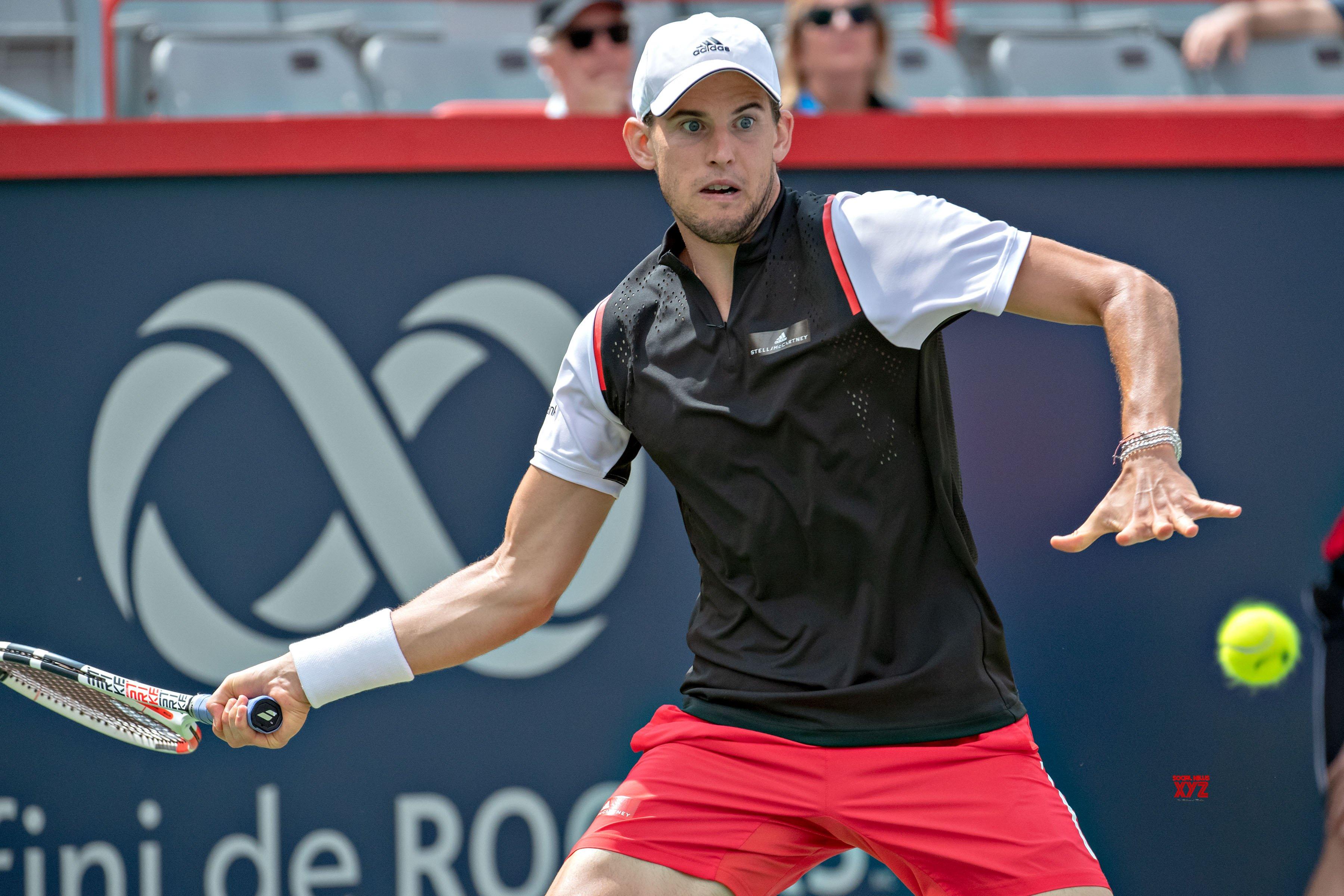 Dominic Thiem returns to China Open