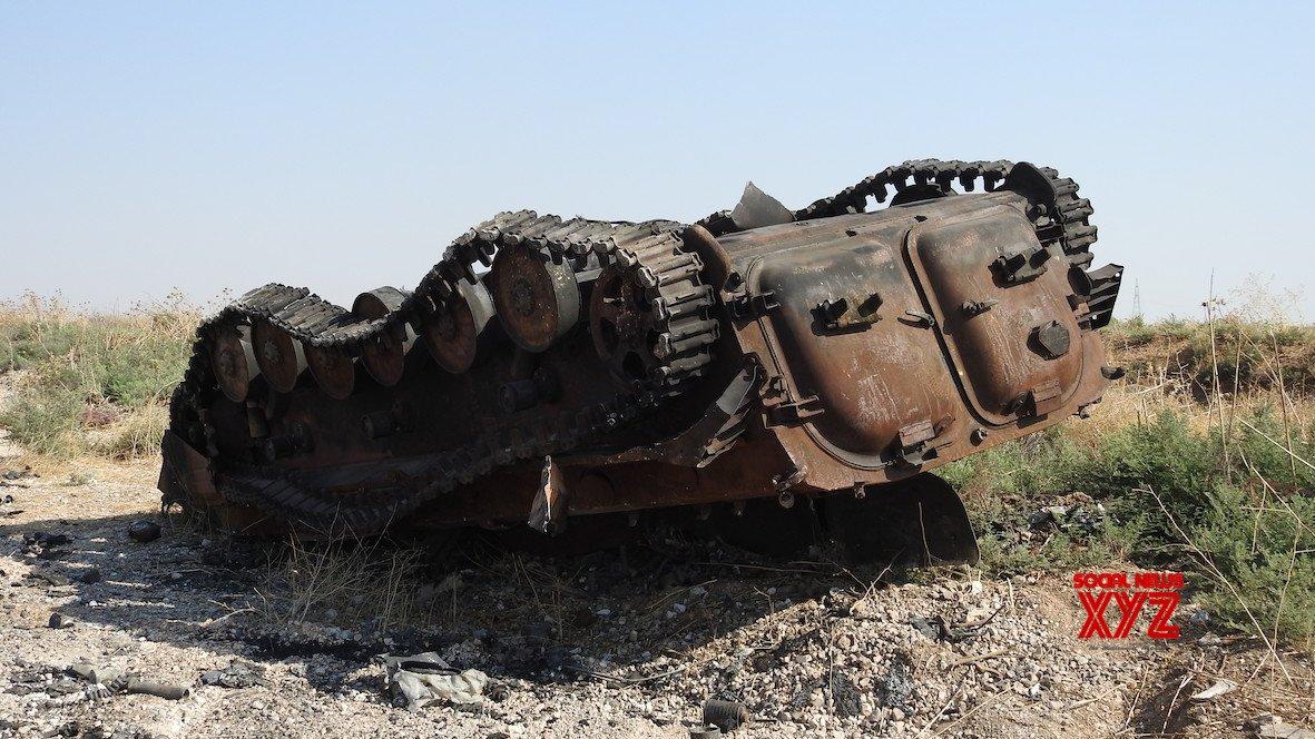 SYRIA - IDLIB - MILITARY - OPERATION #Gallery