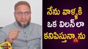 Asaduddin Owaisi Says He Has Been Portrayed As Villain Over Article 370  [HD] (Video)