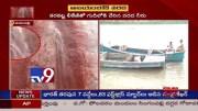 Flood water enters Mattapalli Lakshmi Narasimha Swamy temple - TV9 [HD] (Video)