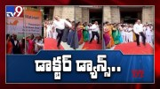 Dancing KGH doctor draws flak on the Eve of Independence day celebrations - TV9 [HD] (Video)