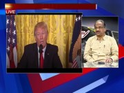 Prof K Nageshwar:  Trump Threatens to pull out of WTO [HD] (Video)
