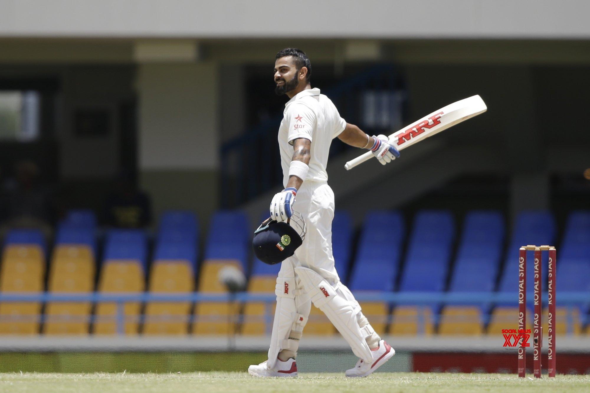 Antigua, Mumbai double tons most special: Kohli