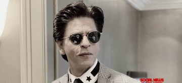 Superstar Shah Rukh Khan received an honorary doctorate degree from Melbourne-based La Trobe University for his contributions and efforts towards underprivileged children and women's empowerment through Meer Foundation besides his achievements in the Indian entertainment industry.