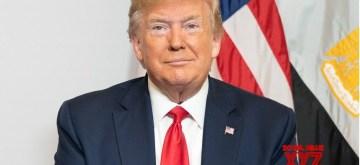 US President Donald Trump.