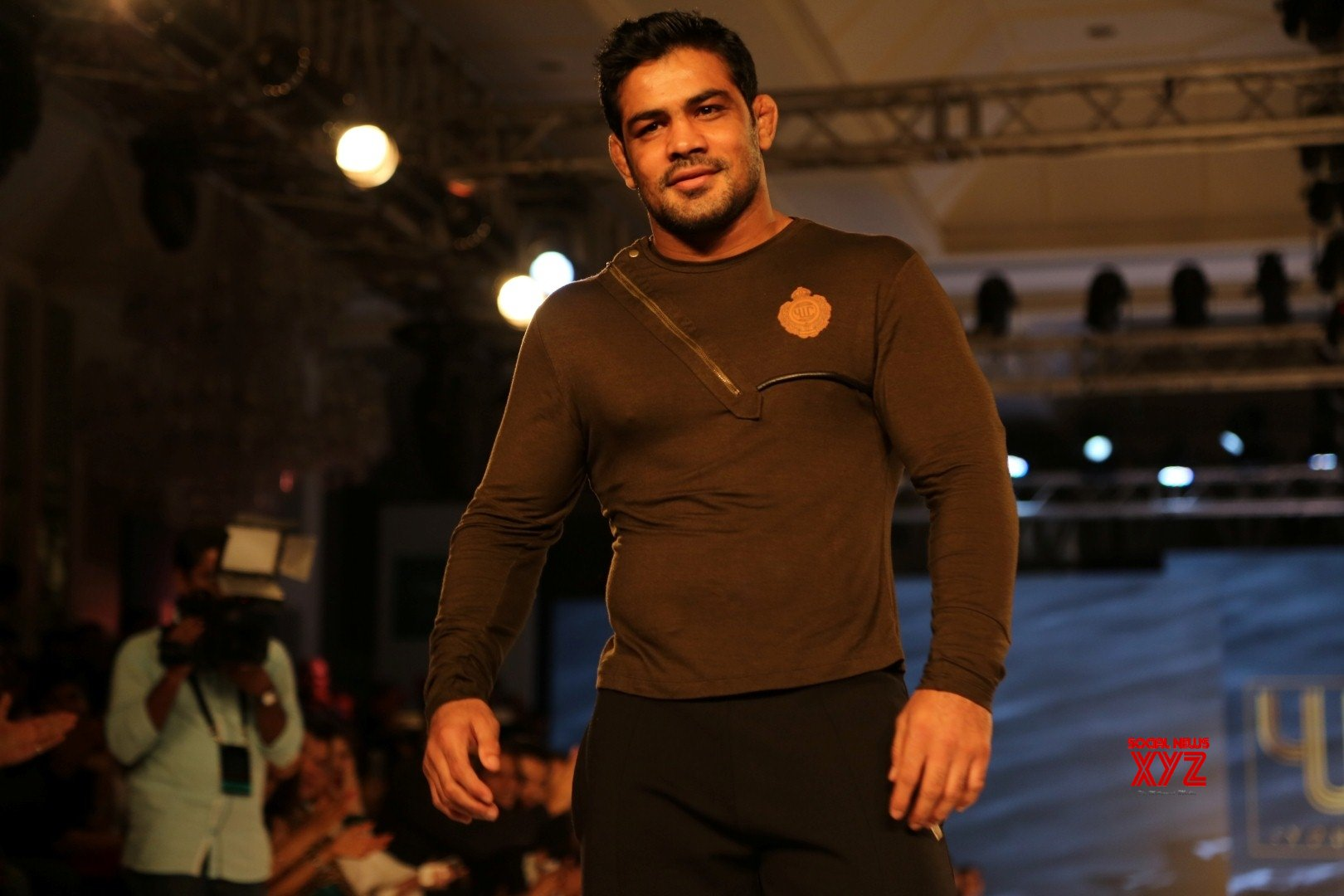 Two-time Olympic medallist Sushil has no time for negativity