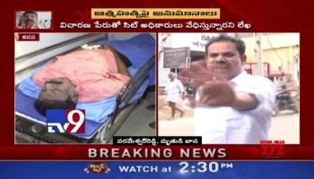 Viveka Murder case : TDP MLC Buddha Venkanna tweet on