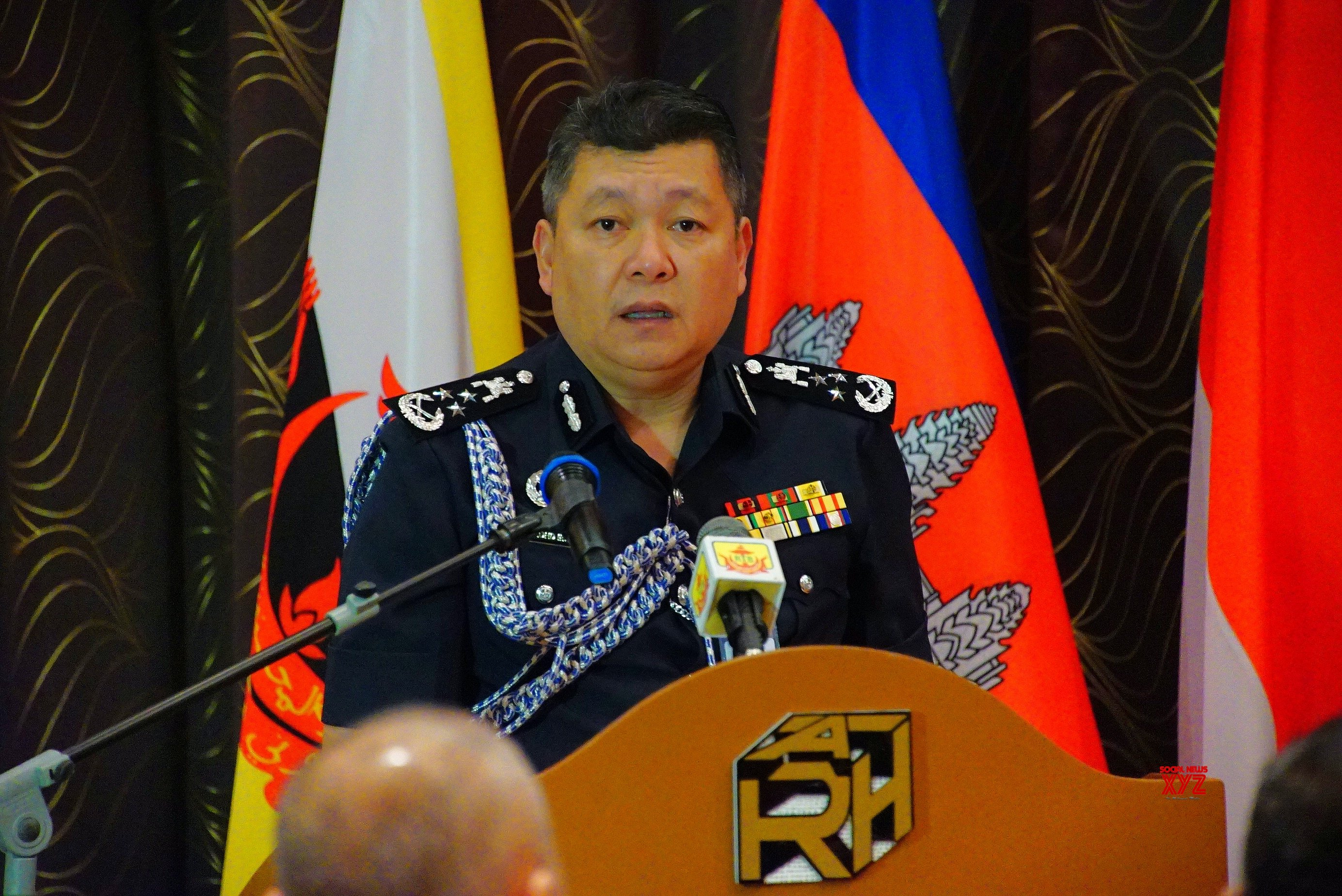 BRUNEI - BANDAR SERI BEGAWAN - ASEANPOL - TERRORISM #Gallery