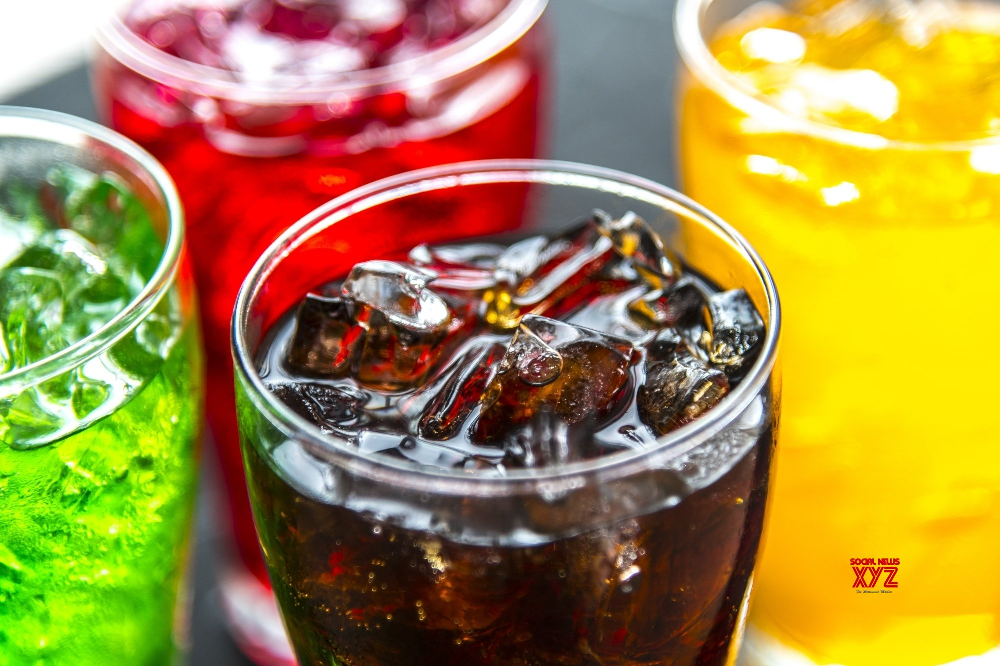 Soft drinks may increase risk of death, study says