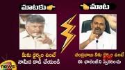 Chandrababu Naidu Vs Srikanth Reddy  [HD] (Video)