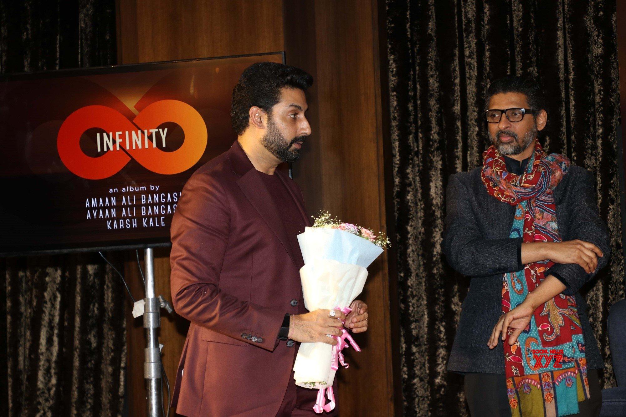 Mumbai: Launch of music album