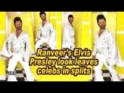 Ranveer's Elvis Presley look leaves celebs in splits [HD] (Video)