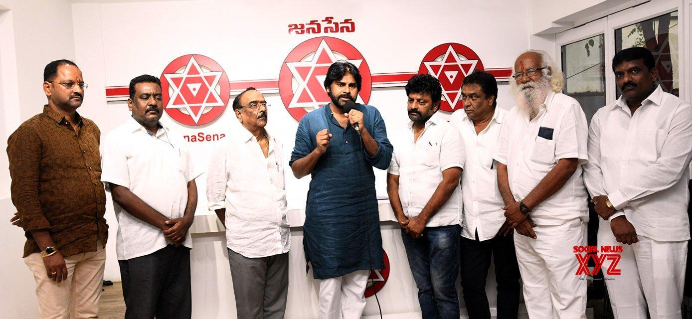 Govt Should Solve Housing Problem Of Cinema Workers: Pawan Kalyan