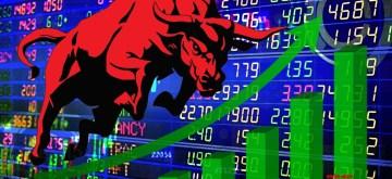 Stock Market. (IANS Infographics)