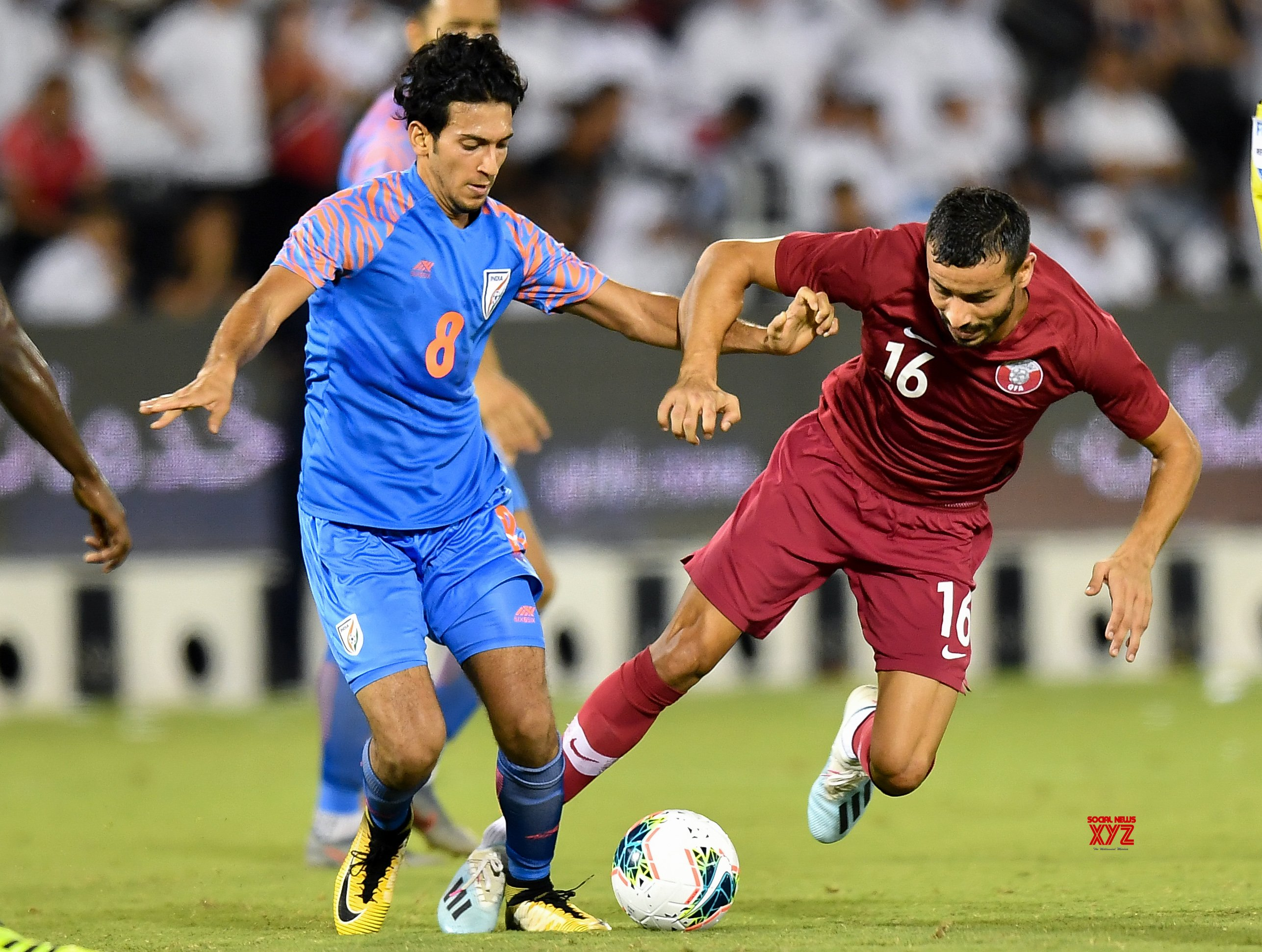 QATAR - DOHA - SOCCER - FIFA WORLD CUP QATAR 2022 AND AFC ASIAN CUP CHINA 2023 PRELIMINARY JOINT QUALIFICATION #Gallery