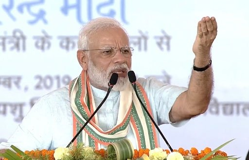 Mathura: Modi launches slew of government schemes for farmers #Gallery