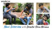 Nani Interview with Director Shiva Nirvana   Gang Leader Interview   Greatandhra.com (Video)