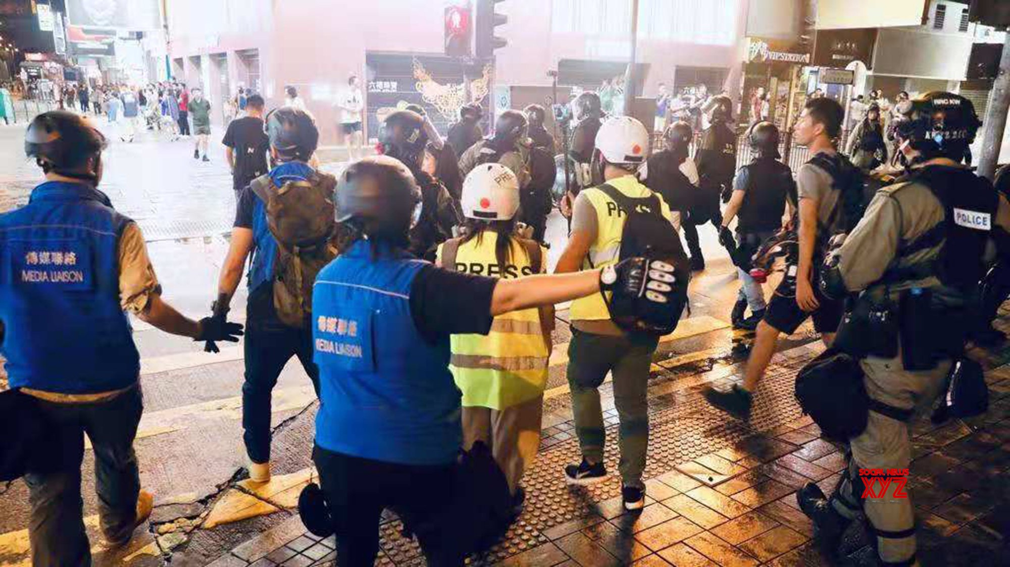 HK protesters to mark festival with peaceful demonstrations