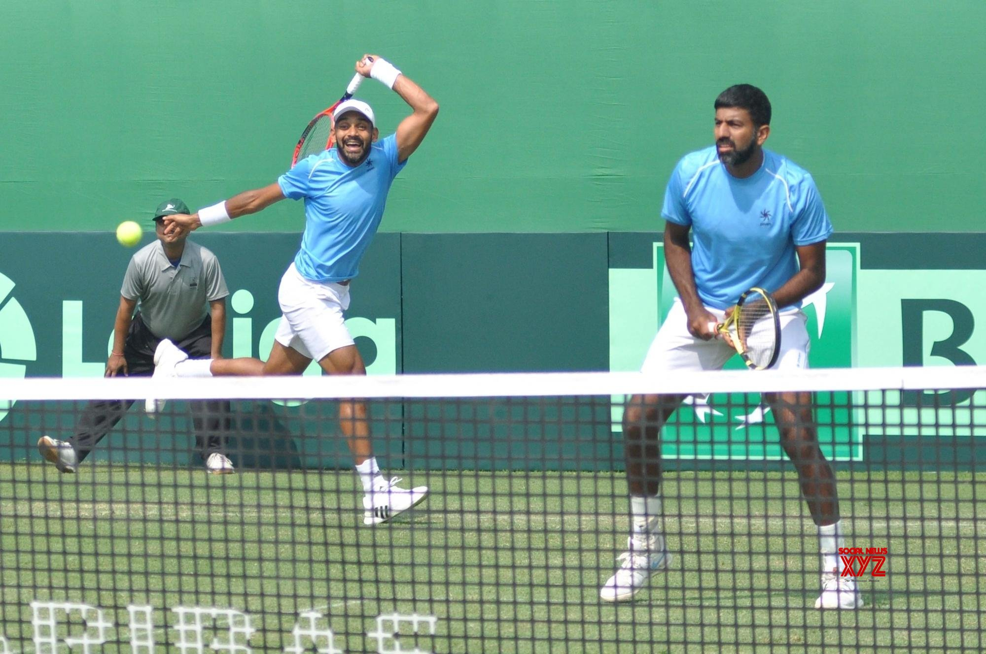Davis Cup: Indo-Pak tie in end Nov, venue subject to review