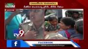 Police case booked against TDP leader Nannapaneni Rajakumari - TV9 [HD] (Video)