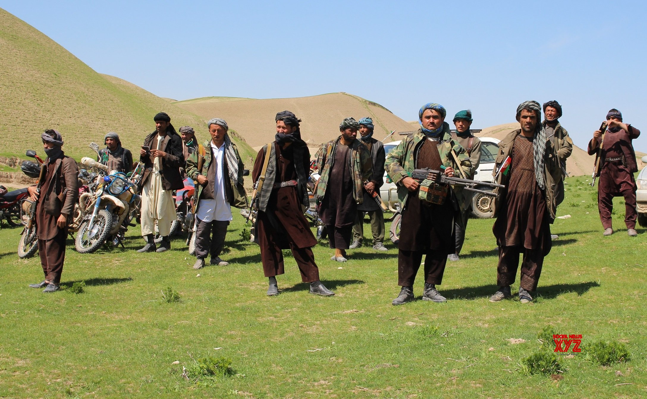 Taliban delegation meets Russian diplomat in Moscow