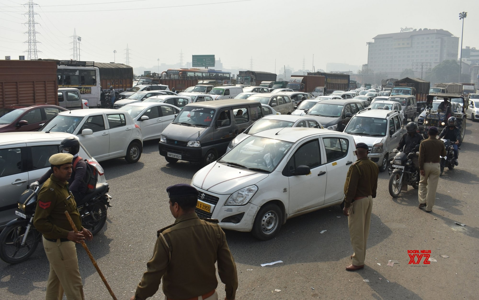 Haryana applies brakes on traffic fines; Punjab, Himachal defer new rules
