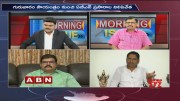 Discussion On YCP Govt Bans ABN News Channel In AP Part -1  [HD] (Video)