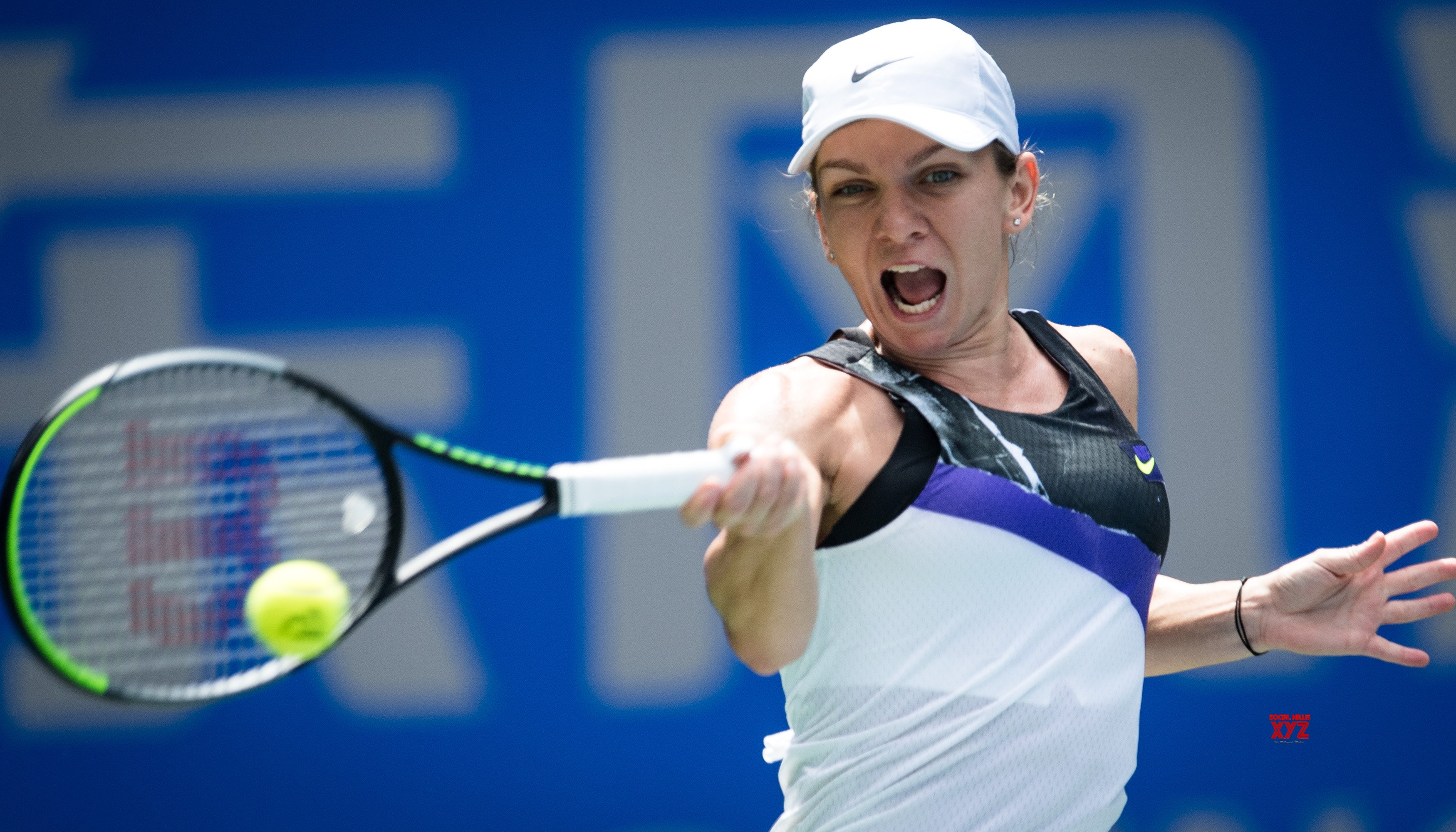Halep wins Italian Open for first time - English