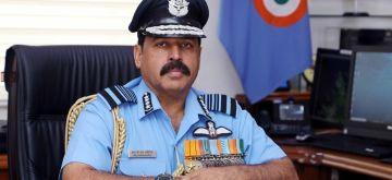 Air Chief Marshal Rakesh Kumar Singh Bhadauria. (File Photo: IANS)