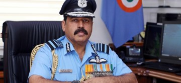 Air Chief Marshal Rakesh Kumar Singh Bhadauria. (File Photo: IANS)